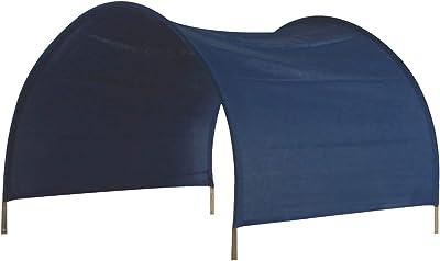 Steens Furniture Tunnel SFK pour lit mi-hauteur, bleu, coton, 150 x 91,5 x 69 centimeters