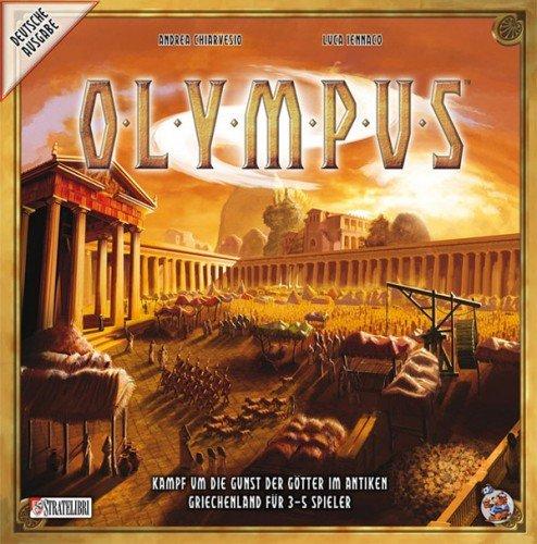 Heidelberger HE427 - Olympus, Strategiespiel