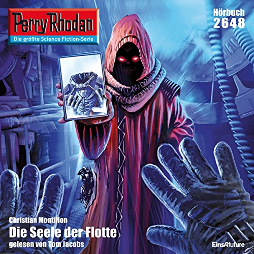 Die Seele der Flotte (Perry Rhodan 2648) Titelbild