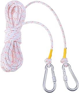 Clispeed Ramponi in Acciaio Inox ramponi da ghiaccio per scarponi camp con 10 Punte 39-45 Taglia L