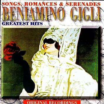 Beniamino Gigli Greatest Hits