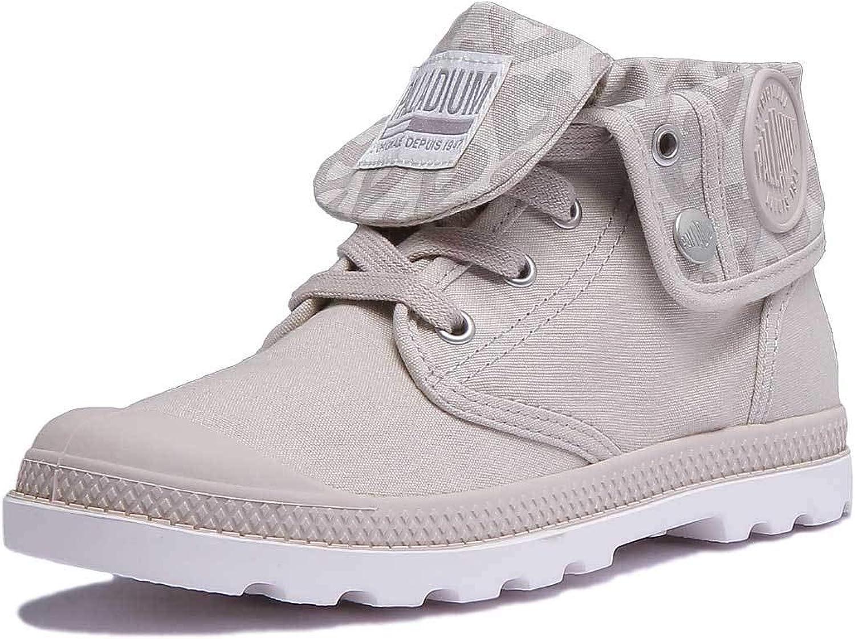 Palladium Baggy Boots in Grey