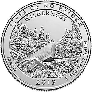 2019 D BU Frank Church River of No Return Wilderness Idaho National Park NP Quarter Choice Uncirculated US Mint