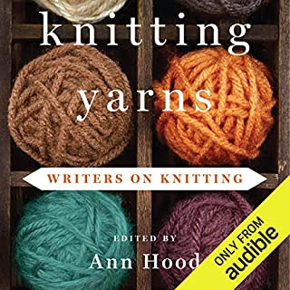 Knitting Yarns audiobook cover art