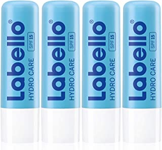 LABELLO Hydro Care Blisterr, confezione da 4 (4 x 4,8 grams)