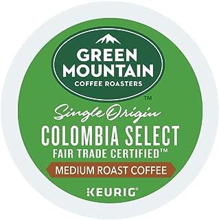 Green Mountain Coffee Colombian Fair Trade Select Keurig Single-Serve K Cup Pods, Medium Roast Coffee, 24Count