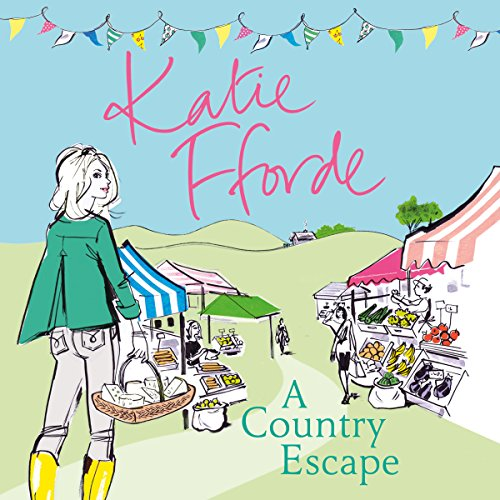 A Country Escape audiobook cover art