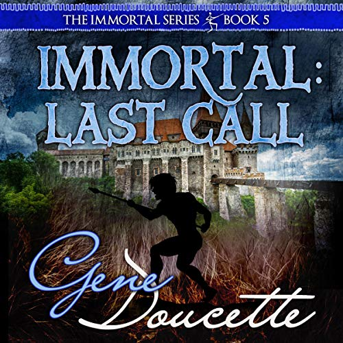 Immortal: Last Call audiobook cover art