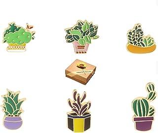 Broche,Broche de Metal,Moda Lindo Cartoon Pin Solapa Set DIY Broche Pins para Ropa Bolsas Mochilas Sombreros Jeans Chaquet...