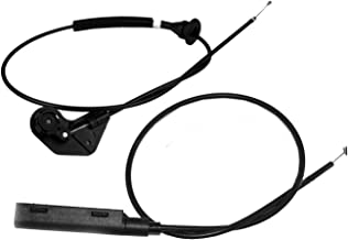AUTOPA Engine Hood Release Cable Kit for BMW E53 X5