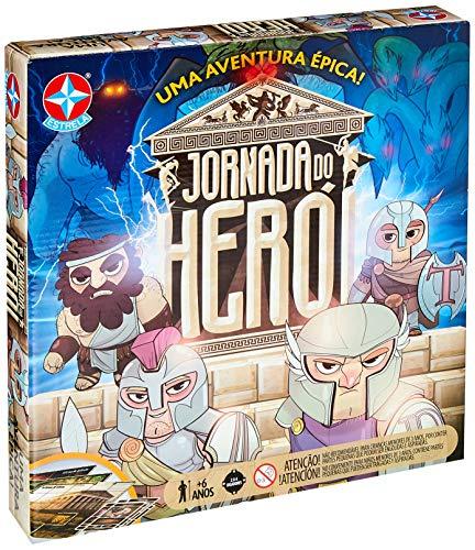 Jornada Do Heroi Brinquedos Estrela Multicores