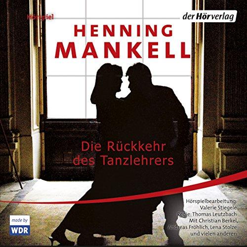 Die Rückkehr des Tanzlehrers audiobook cover art