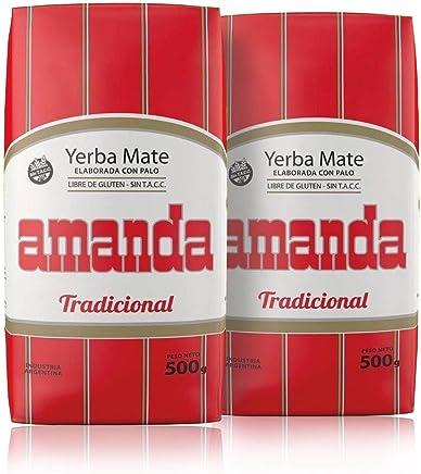 Yerba Mate Amanda Tradicional 1/2 kg (1)