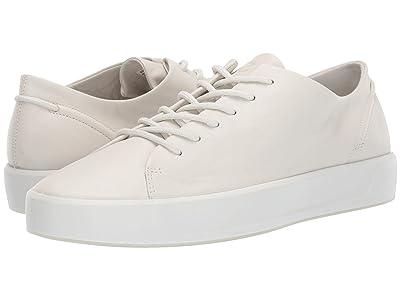 ECCO Soft 8 Soft Sneaker (Shadow White) Men