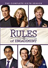 rules of engagement season 6 dvd