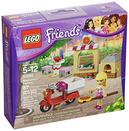 LEGO Friends 41092 Stephanie's Pizzeria (Discontinued by Manufacturer) by