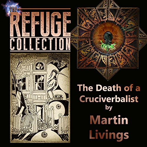 The Death of a Cruciverbalist: The Refuge Collection 1.4 audiobook cover art