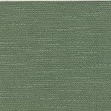 Longaberger Oval Kiddie Purse Sage Green Fabric Over Edge Basket Liner