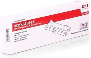 Oki Original 43821103/5100, für ML 5100 FB eco Premium Nylonband, Schwarz