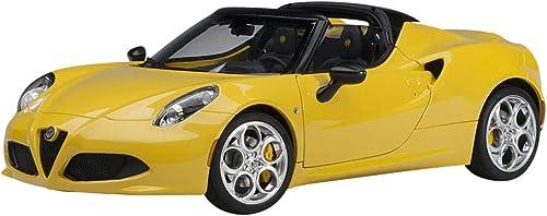 AUTOart 70143 Miniatur-Kollektion, Gelb