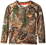 Carhartt Little Boys' Force Camo Pocket Tee, Realtree Xtra, 3T
