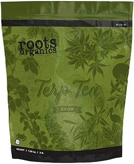 Best roots organic terp tea Reviews
