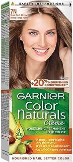 Garnier Color Natural nudes kit 7.132 Nude Dark Blonde Haircolor, 112 ml