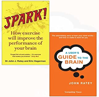 Spark, a user's guide to the brain 2 books collection set