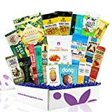 Whole 30 Approved Foods Snacks Box- No Added Sugar, Gluten Free, Dairy Free, Savory Snacks perfect for whole 30 gifts or a whole30 starter kit
