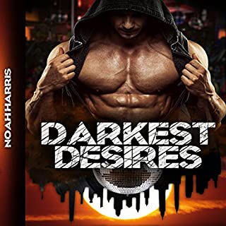 Darkest Desires: City of Sinners, Volume 1 audiobook cover art