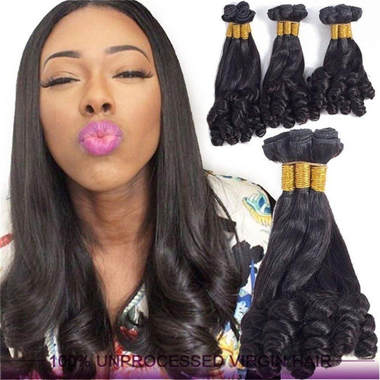 句話アーティファクトBeTTi アフリカのバージンヘアエクステンション8aブラジルバウンシーカーリー織りセクシーな女性フルウィッグナチュラルカラー耐熱安いのためパーティーウィッグデイリードレス高密度 (Color : 10)