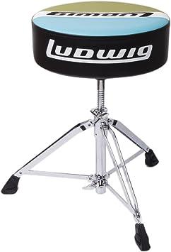 Ludwig Atlas Classic Round Throne