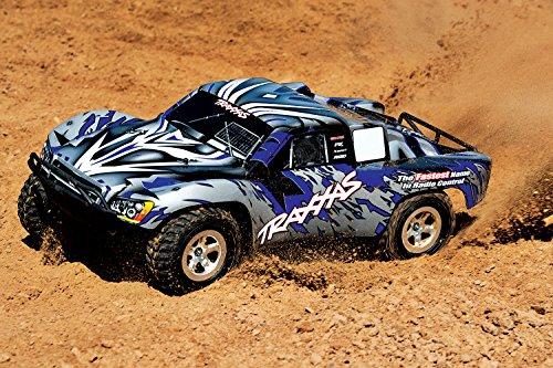 RC Auto kaufen Short Course Truck Bild 4: Traxxas Slash 1:10 RC Modellauto Elektro Short Course Heckantrieb (2WD) RtR 2,4 GHz*