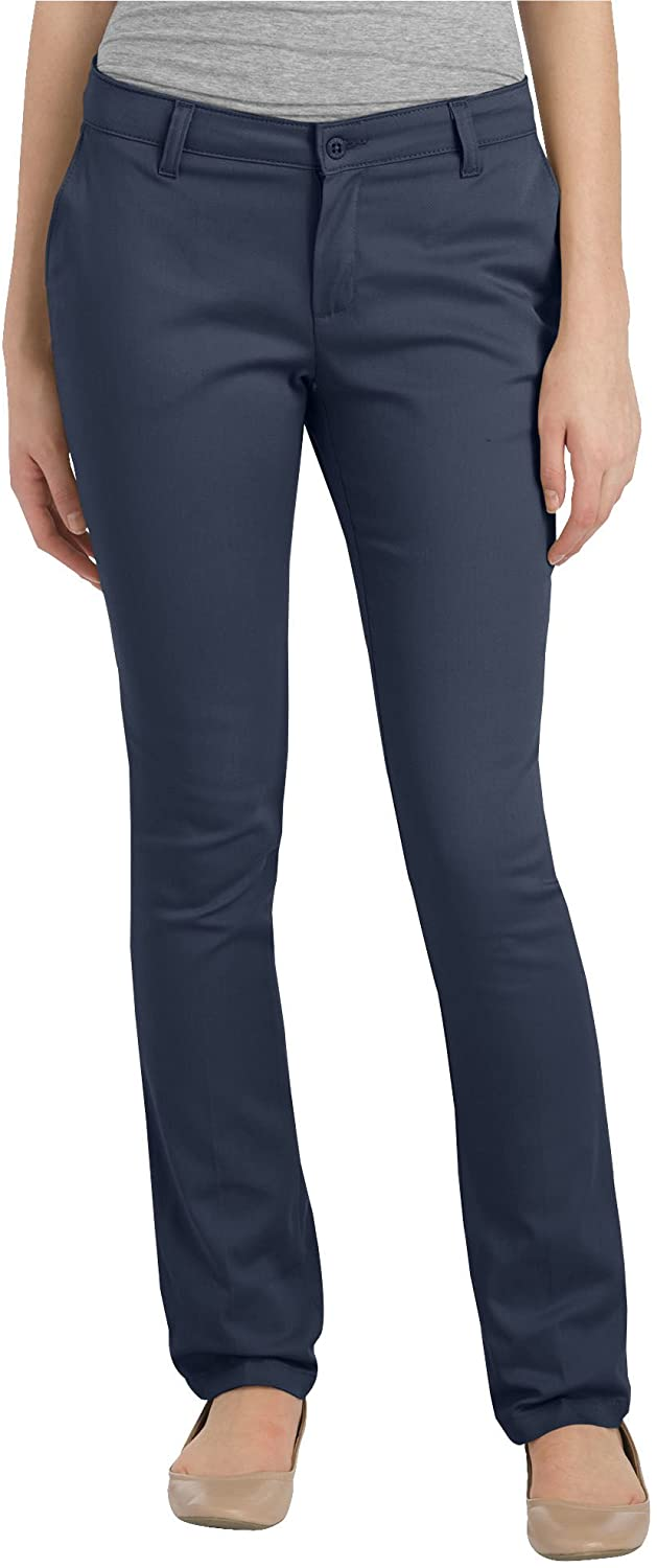 Dickies Juniors Soldering Max 64% OFF Plus Size Stretch Pant Straight Leg