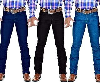 Calça Jeans Masculina Country Slim Rodeio