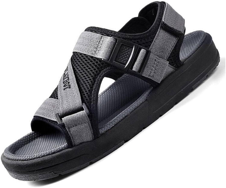 Men's shoes, Summer Sandals, Breathable Beach shoes, Men's Non Slip Sport Sandals, Non-Slip Sole, Casual Sandals