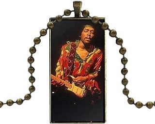 Intense & Focused Jimi Hendrix 19