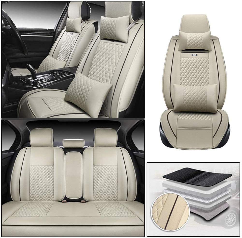 Custom Car Seat Cover for Forester Reservation 5-Seat Cushio Limited time free shipping Subaru