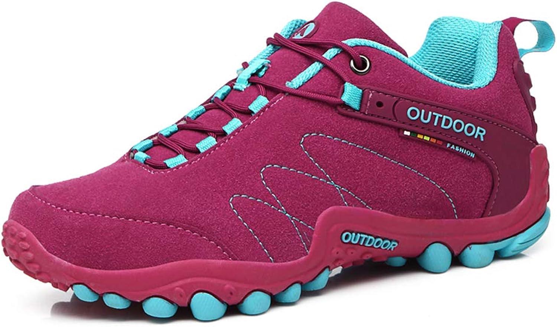 Women Hiking Trekking shoes Anti-Skid Waterproof Outdoor Camping Climbing Sneakers