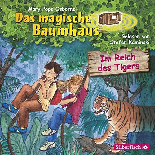 Couverture de Im Reich des Tigers