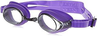 Intex Sport Racing Goggles, Multi-Colour, 55691