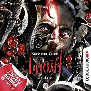Lovecraft Letters 7 Titelbild