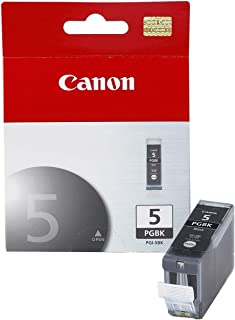 Canon PGI5BK PGI5BK (PGI-5BK) Ink, Black