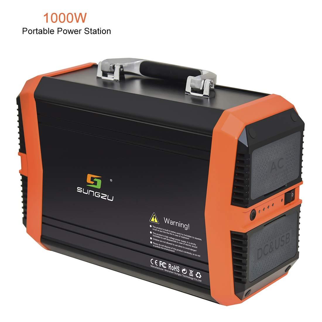 Portable Generator Outdoors Emergency SUNGZU