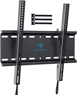 Tilting TV Wall Mount Bracket Low Profile for Most 23-55 Inch LED, LCD, OLED, Plasma Flat..