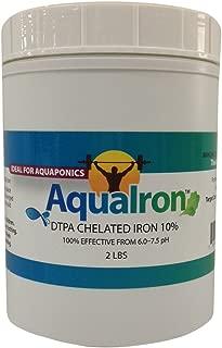 10% Iron Chelate DTPA (AquaIron DTPA Chelated Iron – 32 oz)