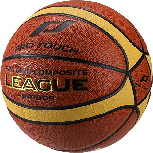Pro Touch 117895 Basketball-Ball, braun, 7