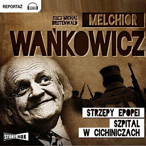 Strzepy epopei audiobook cover art