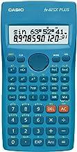 Casio FX-82SX Plus - Calculadora, 19.5 x 78 x 155 mm, azul