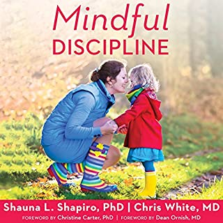 Mindful Discipline audiobook cover art